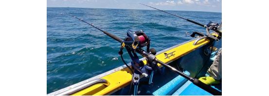 Boatfishing HK 香港釣魚-煲驚- 石仔排-Slow Jiggng + 搖籠: 爽到爆